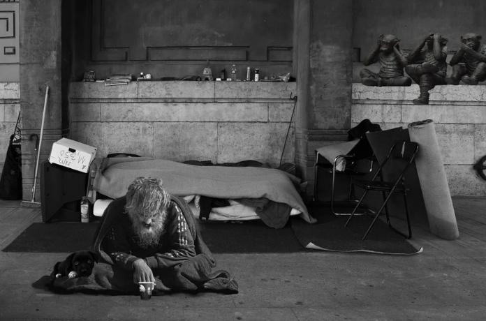 Beard Weiser - Entraide aux Barbus Défavorisés Actions et sans-abris